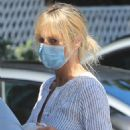 Heidi Klum – Shopping candids in Los Angeles
