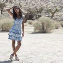 Emanuela De Paula - NEXT Summer Ad Campaing April 2010 - Behind The Scenes