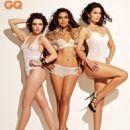 Ildi Silva, Emanuelle Araújo, Bruna Linzmeyer - GQ Magazine Pictorial [Brazil] (August 2012) - 454 x 546