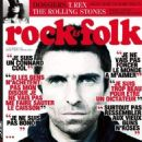 Liam Gallagher - Rock & Folk Magazine Cover [France] (October 2017)