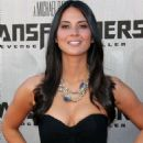 """Olivia Munn - 2009 Los Angeles Film Festival's Premiere Of """"Transformers: Revenge Of The Fallen"""" Held At The Mann Village Theatre On June 22, 2009 In Los Angeles, California"""