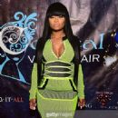 Blac Chyna at the Masquerade Launch for Conceal Virgin Hair in Atlanta Georgia - October 29, 2015 - 454 x 716