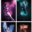 Victor Frankenstein (2015) posters by Scott Woolston