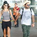 Beren Saat & Kenan Dogulu :  at Bodrum Airport (August 21, 2016) - 454 x 256
