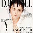 L'Officiel Paris April 2014 - 250 x 338