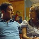 Desmond Harrington and Courtney Ford
