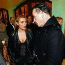 Till Lindemann and Sophia Thomalla