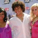 Corbin Bleu and Monique Coleman - 454 x 321