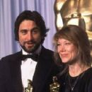 Robert De Niro and Sissy Spacek At The 53rd Annual Academy Awards (1981) - 294 x 450
