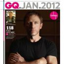 Daniel Craig - GQ Magazine Pictorial [India] (January 2012)