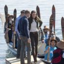 Duke and Duchess of Cambridge - 2016 Royal Tour to Canada - Haida Gwaii, British Columbia (September 30, 2016)