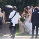Nikki Sixx and Courtney Bingham Married March 15,2014 Greystone Mansion Bevery Hills CA