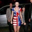 Katy Perry Returns to Her London Hotel 2