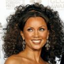 Vanessa Williams poses with the Best Television Series - Musical or Comedy award for 'Ugly Betty' backstage during the 64th Annual Golden Globe Awards at the Beverly Hilton on January 15, 2007 in Beverly Hills, California.