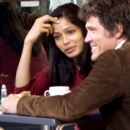 Josh Brolin and Freida Pinto