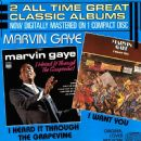 Marvin Gaye - I Heard It Through The Grapevine / I Want You