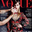 Barbara Palvin Vogue Portugal Magazine January 2015