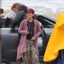 Rachel Bilson – Spotted on the set of Take Two in Malibu - 454 x 619