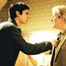 Max Minghella as Aaron Naumann and Richard Gere as Saul Naumann in Fox Searchlight's drama The Bee Season - 2005 - 350 x 259