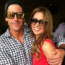 Audrina Patridge and Nic Roldan