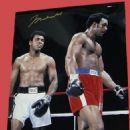 Muhammad Ali & George Foreman - 454 x 541