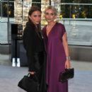 Ashley Olsen and Mary Kate Olsen attend the 2012 CFDA Fashion Awards
