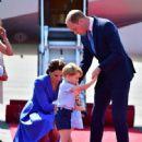 Prince Windsor and Kate Middleton  arrived at Berlin Tegel Airport - 448 x 600