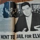 Elvis Presley - TV and Movie Screen Magazine Pictorial [United States] (December 1959) - 454 x 335