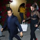 Nina Dobrev Leaves the Power Stylists Dinner in West Hollywood - 454 x 571