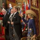 King Willem Alexander and Queen Maxima of The Netherlands Attend Budget Day - 454 x 499