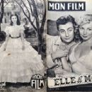 Dany Robin - Mon Film Magazine Cover [France] (25 February 1953)