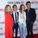 Drew Barrymore – 'Santa Clarita Diet' Season 2 Premiere in Hollywood - 454 x 606