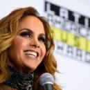 Lucero- Telemundo's Latin American Music Awards Press Conference with Lucero - 454 x 309