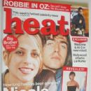 Nicole Appleton - Heat Magazine Cover [United Kingdom] (5 August 2000)