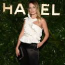 Margot Robbie – Chanel Dinner Celebrating Gabrielle Chanel Essence With Margot Robbie in LA