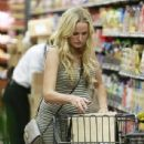 Malin Akerman Goes Groceries Shopping