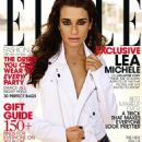 Lea Michele Elle USA December 2013 - 454 x 638
