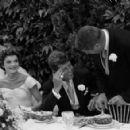 JFK and Jackie's Wedding, 1953 - 454 x 294