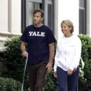 Katie Couric: Sporting Engagement Bling?