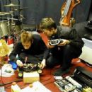 Matthew Bellamy and Dominic Howard
