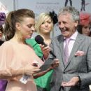 Coleen Rooney - Ladies Day' At The Horse Racing Meeting At Aintree In Liverpool, 10 April 2010 - 454 x 351