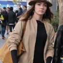 Burcu Özberk   is seen out and about (October 16, 2016) - 454 x 1146