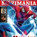 Andrew Garfield - Mozimania Magazine Cover [Hungary] (May 2014)