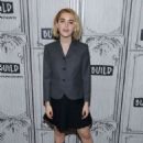 Kiernan Shipka – Visits AOL Build in NYC