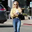 Emma Roberts at the Coffee Bean and Tea Leaf in West Hollywood 10/19/ 2016 - 454 x 681