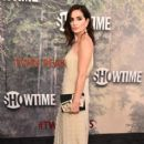 Ana de la Reguera : Premiere of Showtime's 'Twin Peaks - 412 x 600