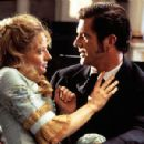 Jodie Foster and Mel Gibson