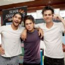 Actor Dylan Sprayberry attends the Nintendo Lounge on the TV Guide Magazine Yacht during Comic-Con International 2014 #TVGMYacht on July 24, 2014 in San Diego, California