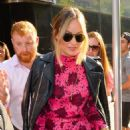 Olivia Wilde – Out and about in NYC