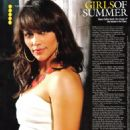 Paula Patton - Allure January 2009 & WWD Scoop 2008